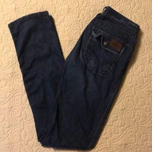 Stitch's Denim Jeans